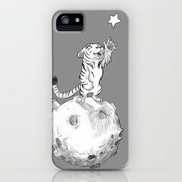 Greeting a Star iPhone Case
