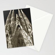 La Sagrada Familia Stationery Cards