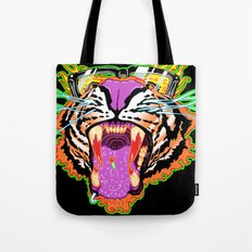 Tyger Style Tote Bag