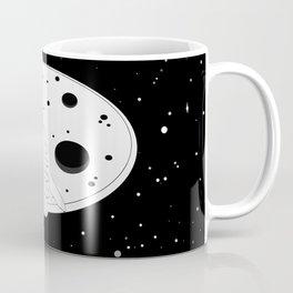 Moon pool Coffee Mug
