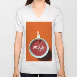 12AM juice Unisex V-Neck