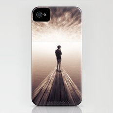 The Sky is getting closer Slim Case iPhone (4, 4s)