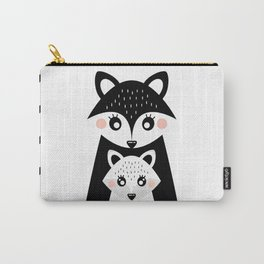 Family Portrait Carry-All Pouch