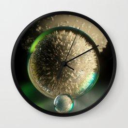 NOVA-SPLODE Wall Clock