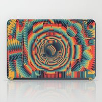 glitch iPad Cases featuring glitch by Blaz Rojs