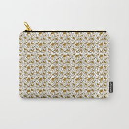Bearded Dragon pattern Carry-All Pouch