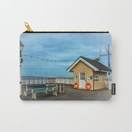 On Penarth Pier Carry-All Pouch