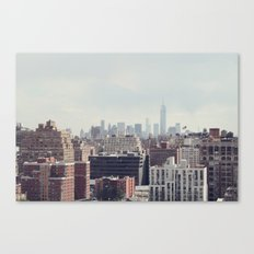 New York City Skyline I Canvas Print