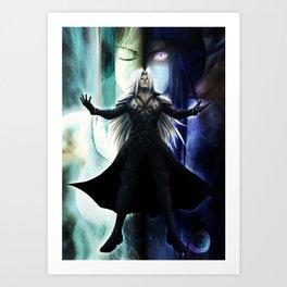 Sephiroth - Mother Art Print