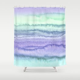 WITHIN THE TIDES - SPRING MERMAID Shower Curtain