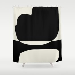 // Reverse 01 Shower Curtain