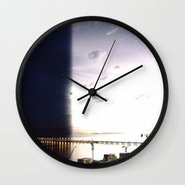 return stroke Wall Clock