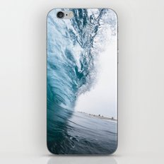 Beautiful Wave Crash iPhone Skin
