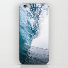 Beautiful Wave Crash iPhone Skin