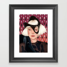 I Feel On Top Of The World In My FASHION Framed Art Print