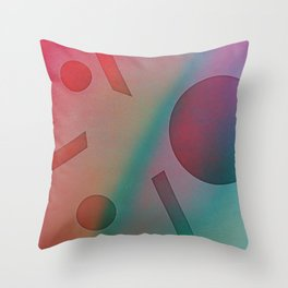 NO EFFORT Throw Pillow