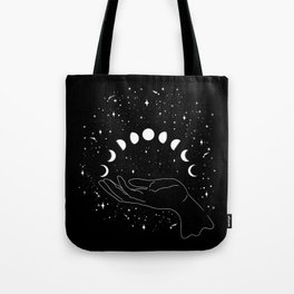 my moon phases Tote Bag