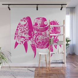 minima - slowbot 005 Wall Mural