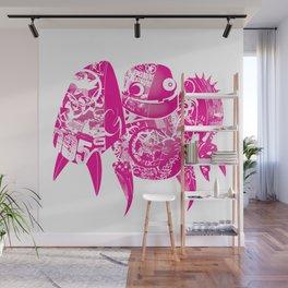 minima - slowbot 005 Wall Mural