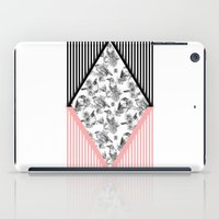 cage iPad Cases featuring Bird Cage by Galvanise The Dog
