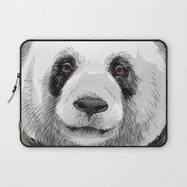 Sketch Panda Laptop Sleeve