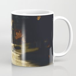 Autumn! Take me with you away from a dreadful winter! Coffee Mug
