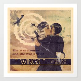 Fly Boi  Art Print