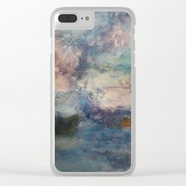 A Semblance Of Home Clear iPhone Case
