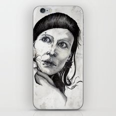 Salander I iPhone & iPod Skin