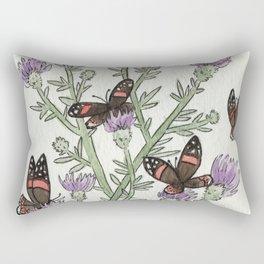 Amiral Thistle Rectangular Pillow