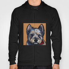 Rigoletto the cairn terrier Hoody