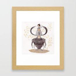 kubo Framed Art Print