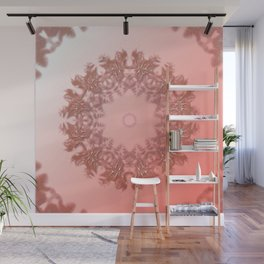 Enamored laced illusion Wall Mural