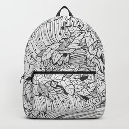Blätterwerk 2 Backpack