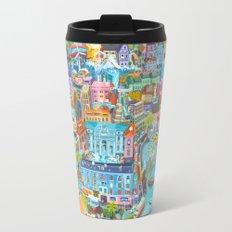 Happy 60th Birthday European Union Travel Mug
