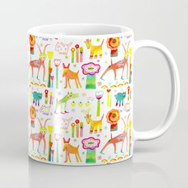 Animal Garden Coffee Mug