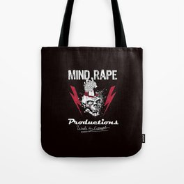 Mind-Rape Productions Tote Bag