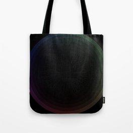 R Experiment 15 - fuzzy aim Tote Bag