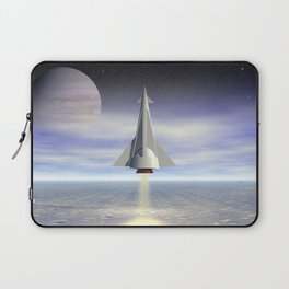 Rocket Launch Laptop Sleeve