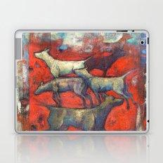 Street dogs. Laptop & iPad Skin
