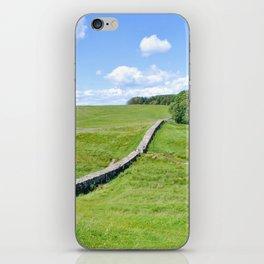 Hadrian's Wall iPhone Skin