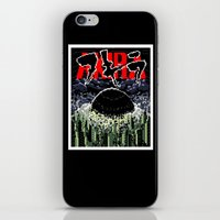 akira iPhone & iPod Skins featuring akira by tama-durden