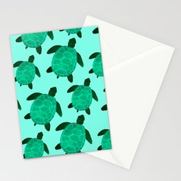 Turtle Totem Stationery Cards