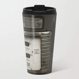 { super } Travel Mug