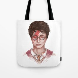Harry Stardust Tote Bag