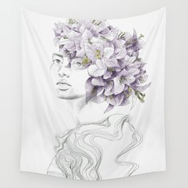 Disconnected Wall Tapestry
