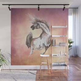 Crazy Horse Wall Mural