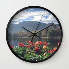 What a view Wall Clock
