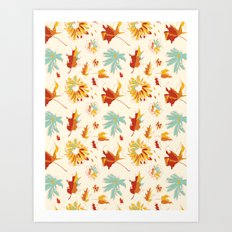 Autumn/Fall Art Print
