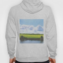 Dutch country view Hoody